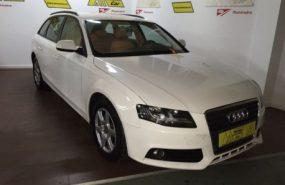 Audi A4 Avant 2.0 TDI Multitronic
