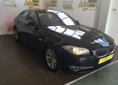 BMW 520D NEW MANUAL