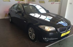 BMW 520D NEW MANUAL