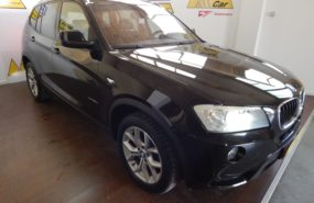 BMW X3 2.0D XDRIVE MANUAL