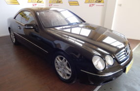 MERCEDES BENZ CL500 V8 5.0