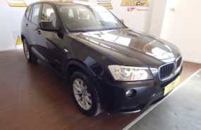 BMW X3 1.8D SDRIVE MANUAL
