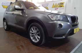 BMW X3 18 D SDRIVE