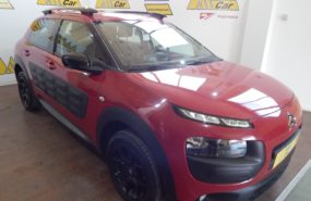 CITROEN C4 Cactus BlueHDi 73KW 100CV Feel Edition