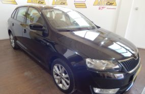 Skoda Rapid Spaceback Ambition 1.6 TDI