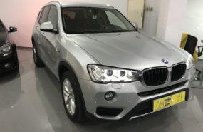 BMW X3 XDRIVE20D AUTOMÁTICO