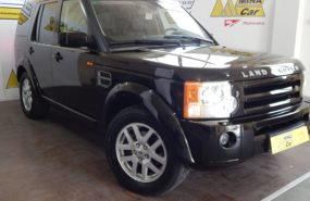 Land Rover Discovery 3 2.7TD V6 SE