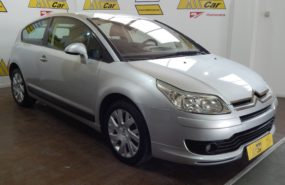 CITROEN C4 COUPE VTR PLUS 16L