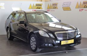 MB CLASE E 200 CDI BREAK BLU EFFICIENCY LEATHER MANUAL