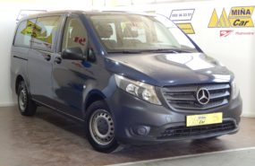 MERCEDES-BENZ Vito 111 BT Tourer Base Larga 9 plazas