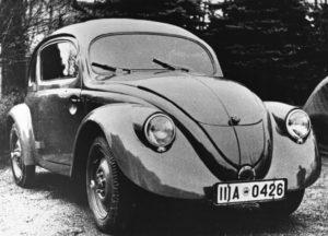 Volkswagen escarabajo (1938)